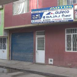 Servicio Técnico Motos en Bogotá