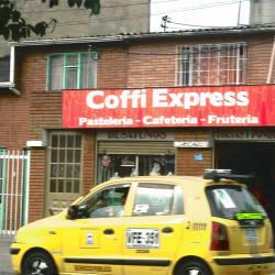 Coffi Express en Bogotá
