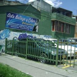 Arte Belleza y Color Peluquería en Bogotá