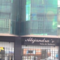 Alejandra's Sala de Belleza Carrera 17 en Bogotá