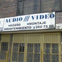 Audio///Video en Bogotá