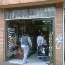 Bugambill en Bogotá