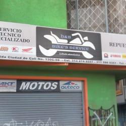 Bike's Service en Bogotá