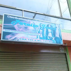 Distribuidora y Comercializadora Paraíso Jeans en Bogotá