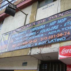 Academia de Danza Flow Latino en Bogotá
