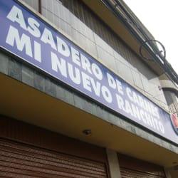 Asadero de Carnes Mi Nuevo Ranchito en Bogotá