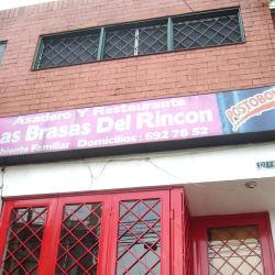 Asadero y Restaurante Las Brasas del Rincón en Bogotá