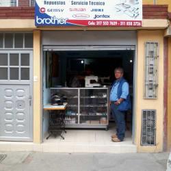 Bordadoras & Suministros en Bogotá