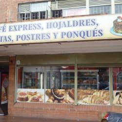 Café Express Hojaldre Tortas Postres y Ponqué en Bogotá