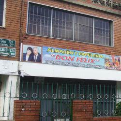Almacén y Papelería Don Felix en Bogotá