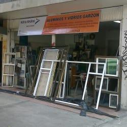 Aluminios y Vidrios Garzón en Bogotá