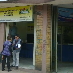 Buho Tours en Bogotá