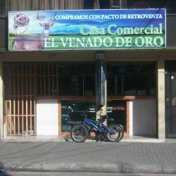 Casa Comercial El Venado De Oro en Bogotá