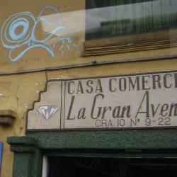 Casa Comercial La Gran Avenida en Bogotá