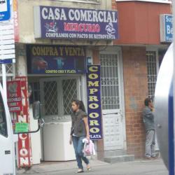 Casa Comercial Mercurio en Bogotá