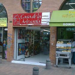 Casa De La Artesanía  en Bogotá