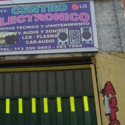 Centro Electrónico Calle 130 en Bogotá