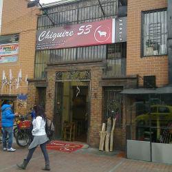 Chiguire 53 en Bogotá