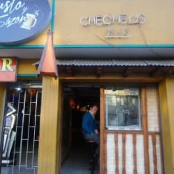 Checheos en Bogotá