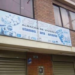 Almacén De Víveres EPS en Bogotá