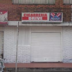 Cigarrería Drive en Bogotá