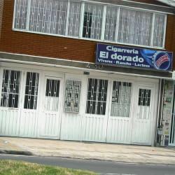 Cigarrería El Dorado en Bogotá