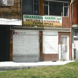 Cigarrería Garzón L y C en Bogotá