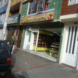Trigomanía en Bogotá