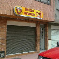 Bar Rockola Santandereana en Bogotá