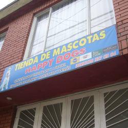 Tienda de Mascotas Happy Dogs en Bogotá