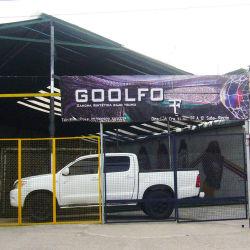 Cancha Sintética Bajo Techo Goolfo en Bogotá