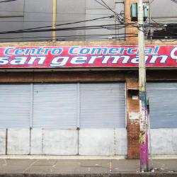 Centro Comercial San Germán en Bogotá