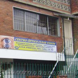 Centro Óptico Clear Vision en Bogotá