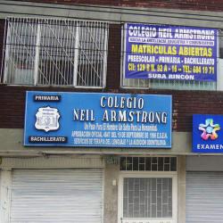 Colegio Neil Armstrong en Bogotá