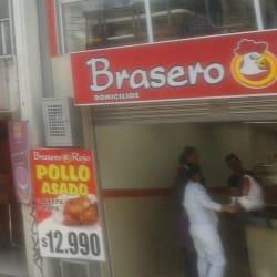 Brasero Rojo Carrera 112A en Bogotá