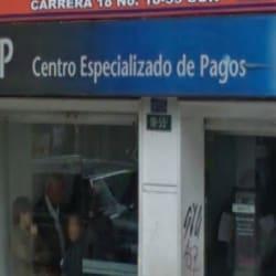Centro Especializado de Pagos en Bogotá