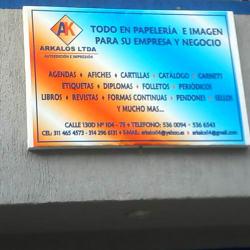 Arkalos Ltda en Bogotá