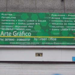 Arte Gráfico By Green Office en Bogotá