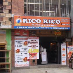 Asadero Rico Rico en Bogotá