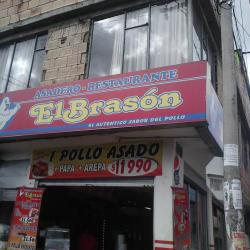 Asadero y Restaurante El Brazón en Bogotá