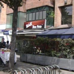 Bar Don Puto en Bogotá