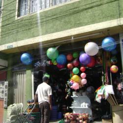 Baratillo en Bogotá