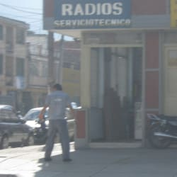 Alarmas Radios en Bogotá