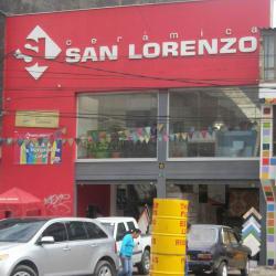 Cerámica San Lorenzo Calle 139 en Bogotá