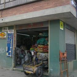 Distribuciones Luymar de la 78 en Bogotá