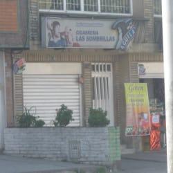 Cigarrería Las Sombrillas en Bogotá