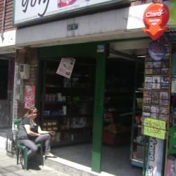 Cigarrería Yoli en Bogotá