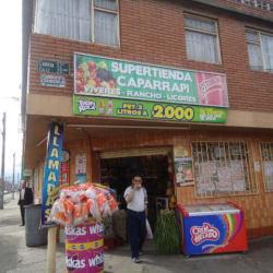 Caparrapi en Bogotá