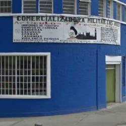 Comercializadora Militar Los Andes en Bogotá