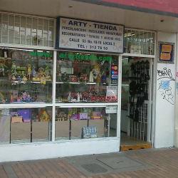 Arty Tienda en Bogotá